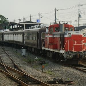 わたらせ渓谷鐵道のDE10