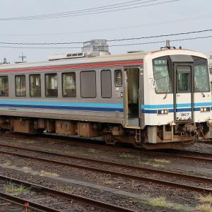 キハ120 山陰本線(美祢線)