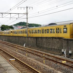 クハ115 留置線