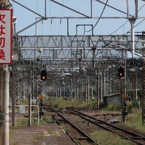 黒磯駅 JR東北本線