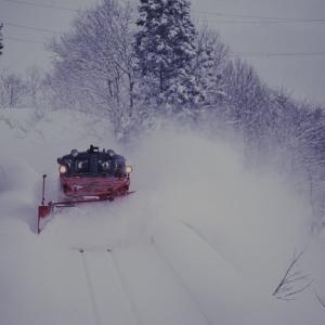 DD15 雪レ ラッセル車 只見線