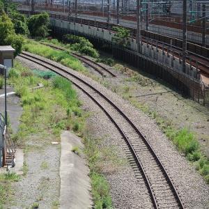 東海道貨物線 大汐線跡 2020年