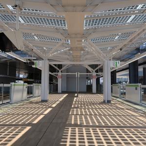 高輪ゲートウェイ駅 2020年