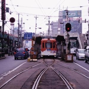 天王寺駅前 街の変化 阪堺電車