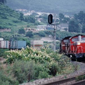 DD511151 重連貨物列車