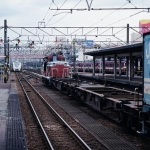 DE101531 1163レ 氷見線貨物列車