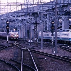 同時入線、同時発車 特急「白鳥」 「いなほ」 「みのり」