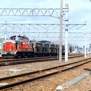 DD51 貨物列車 高麗川にて