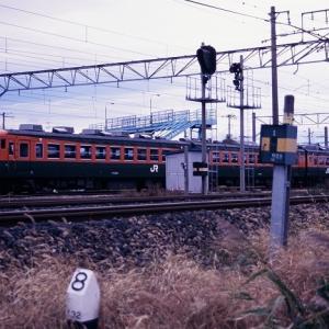 クモハ165-1 上沼垂運転区 1997年