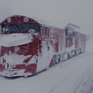DD16302 冬の仕事 飯山線