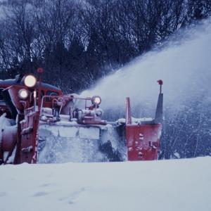 日暮れのDD14317特雪