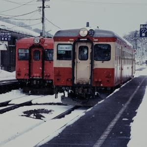 キハ52 大糸線 2005年3月