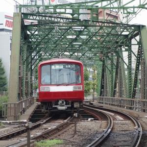 八ツ山跨線線路橋 京浜急行線