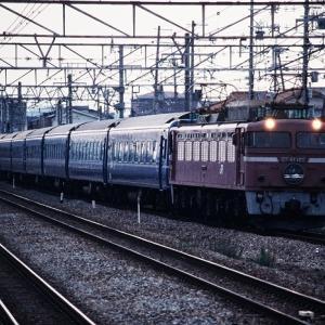 EF81102 日本海1号 4001レ