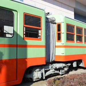 連接台車 日光軌道線203