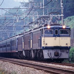 EF632 3重連 江戸