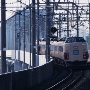 さざなみ わかしお 新旧京葉線経由特急