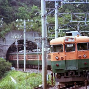 165系 急行「東海3号」 303M