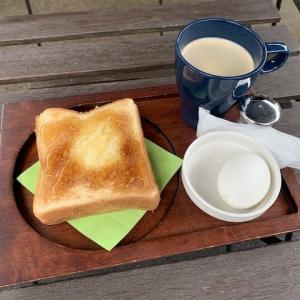 喫茶店でgoodモーニング! vol.2 高松 峰山町「峰山ハチミツ」