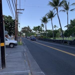 ハワイ島ひとり旅 day4 & 今日の朝食・ランチ 「fish hopper restaurant」