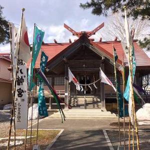 平成31年 「上磯八幡宮春祭り」と「松前神楽」