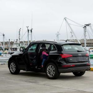【乗車レビュー】AUDIのミドルサイズSUV Q5