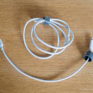 【短いLightningケーブル】 Apple認証取得でUSB-C対応のおすすめは? Anker PowerLine III USB-C レビュー