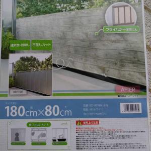 屋上庭園への道②~ベランダの大掃除