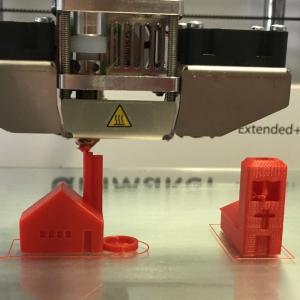 3Dプリンターでプロペラ(ファン)を作る