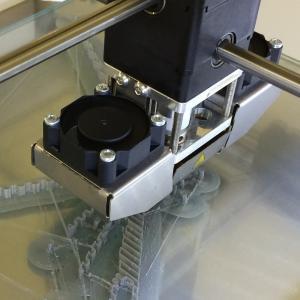 3Dプリンターでタイガーモス号エッチングモデルの模型を作る