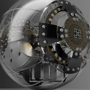 ボール型ロボットの構想
