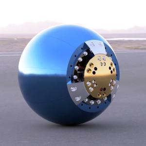 ボール型ロボット モーターケースの作成
