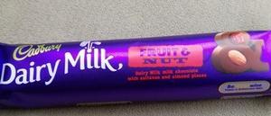 Cadbury (キャドバリー) フルーツ&ナッツ