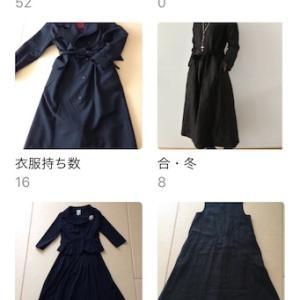 【ミニマムワードローブ】秋の服は8着。今季は新調を見送り?