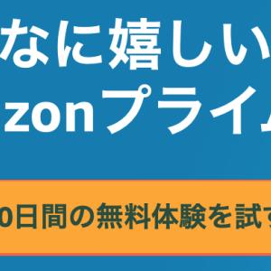 【30日間無料】アマゾンプライム、お正月休みに試すのが正解。