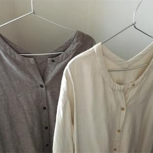 【ミニマルワードローブ】2着しかない服が1着に