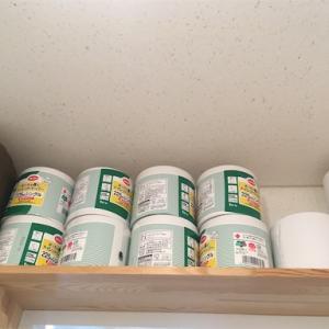 【ミニマリスト】トイレットペーパーの備蓄と収納