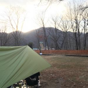 ストレスって何だっけ?キャンプで非日常を満喫。
