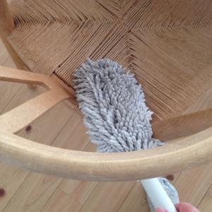 【朝ルーティーン】エタノールでスッキリ拭き掃除が気持ちいい。