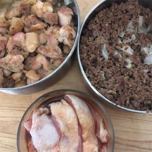 【ミニマム家事】平日のための作り置きは週末のお料理の延長