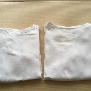【ミニマルワードローブ】夏の服9着。お気に入りが2着ずつ。