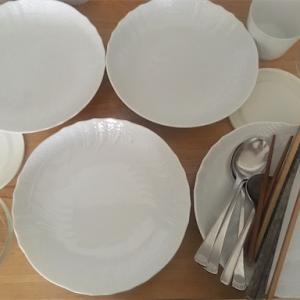 【防災】断水でも、食器きれいにする方法