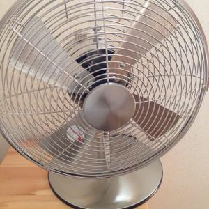 【もの選びの基準】小さくて軽い扇風機を選ぶときに考えたこと