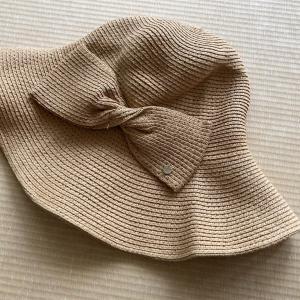 【ミニマルクローゼット】捨てた帽子