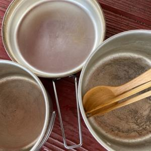 【防災】手近なもので、水なしでも食器をキレイに。