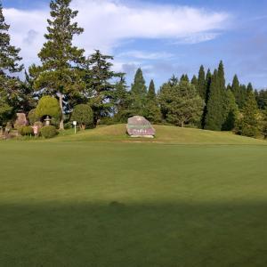 155ラウンド 尾道ゴルフ倶楽部(6回目) 前半