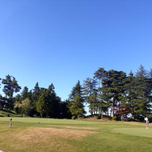 159ラウンド 尾道ゴルフ倶楽部(7回目) 前半