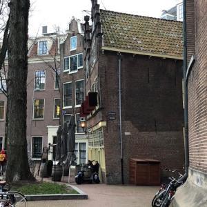 オランダ一人旅