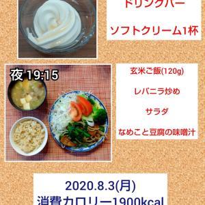 じゅん☆痩せるズボラ飯さんを参考に/57.6kg・57.9kg