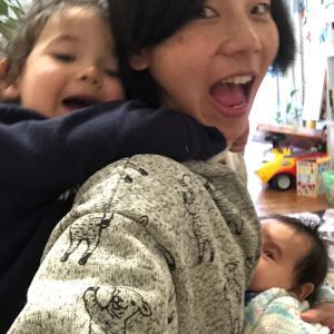2人育児のカオス状態